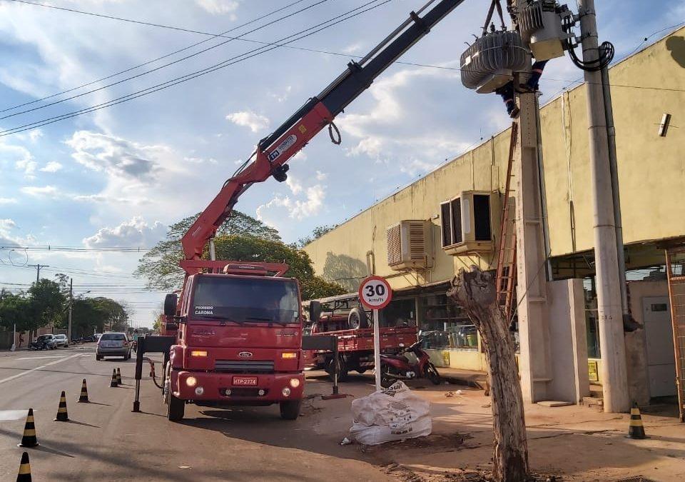 Engenharia Elétrica em Sidrolândia